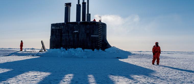המלחמה הקרה חוזרת – והפעם באזור הארקטי